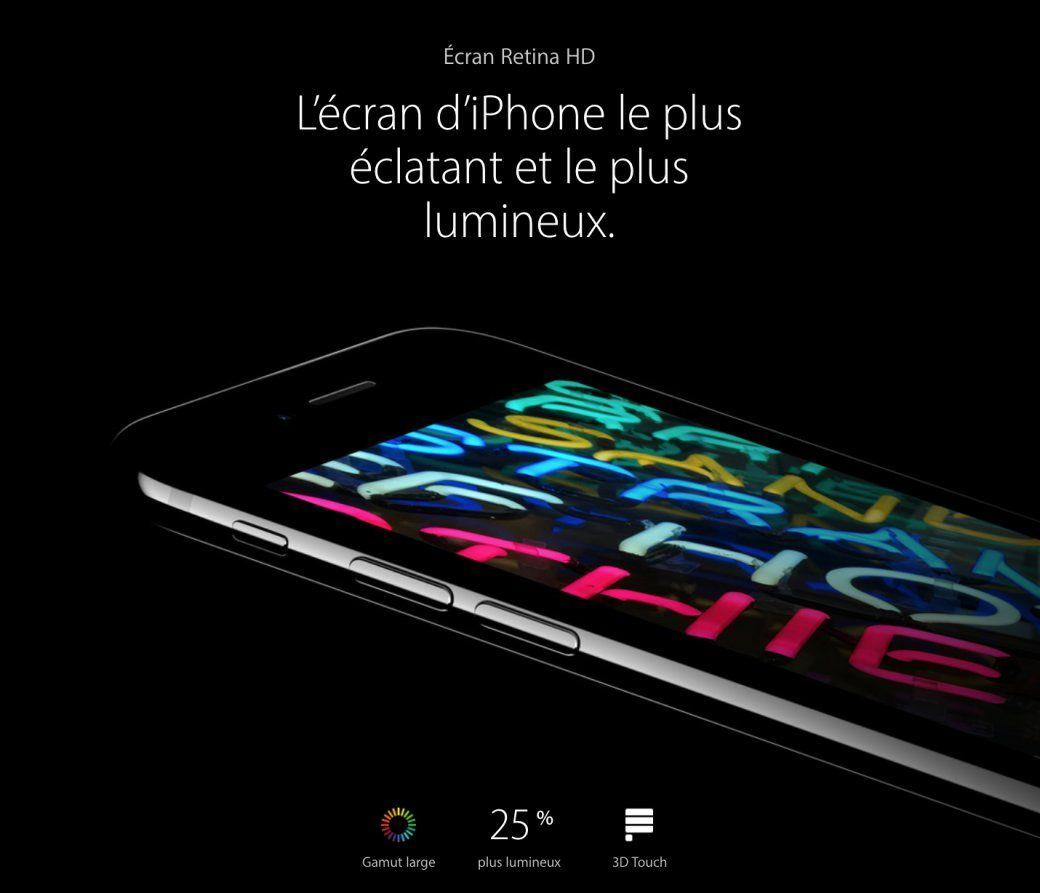 iPhone 7 : le meilleur écran LCD de smartphone de tous les temps ?