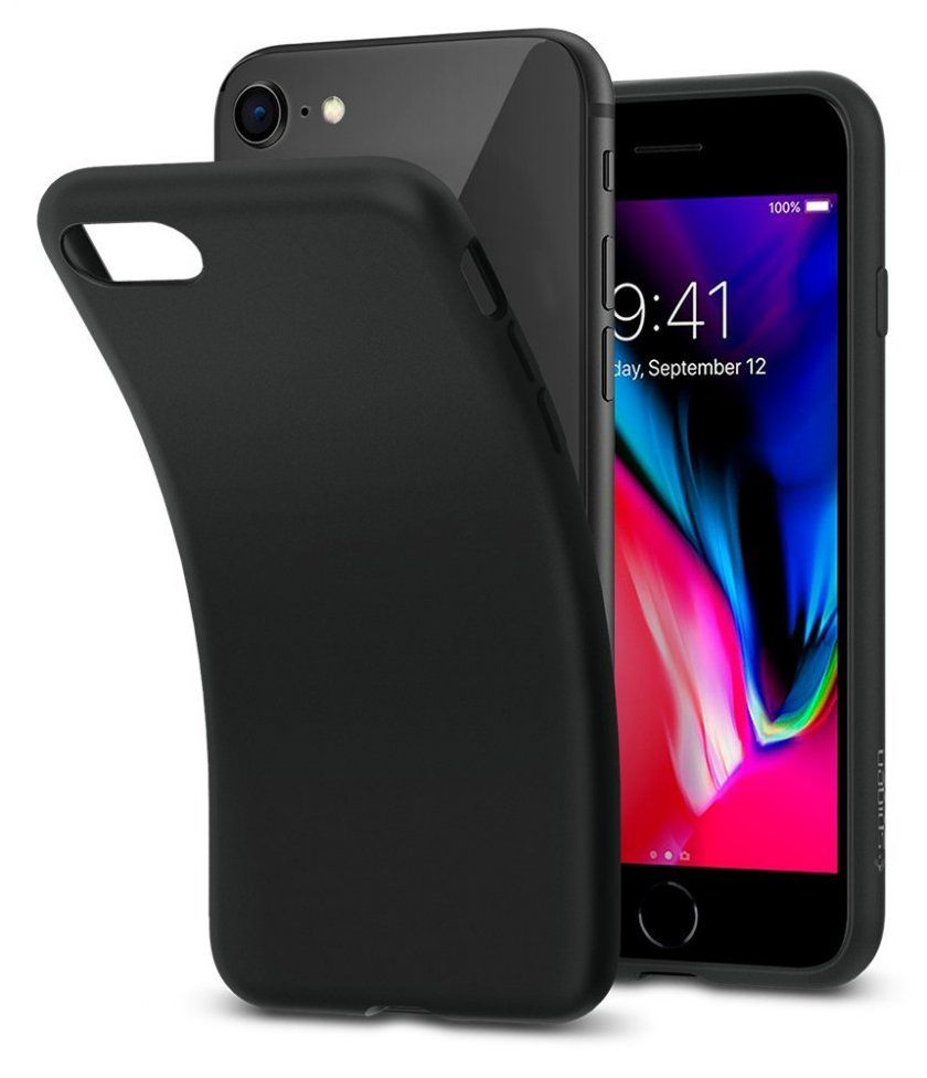 coque matte iphone 8