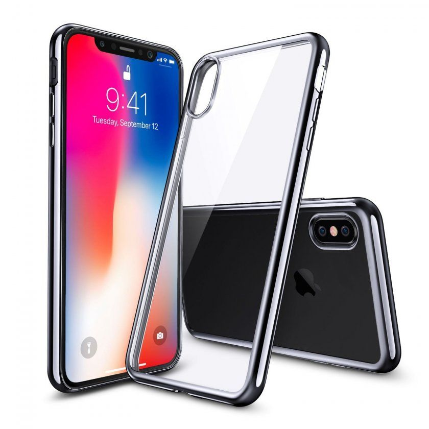 iphone x coque pvc