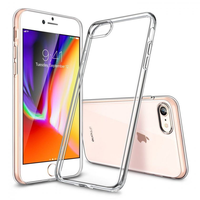 coque spigen transparente iphone 8 plus