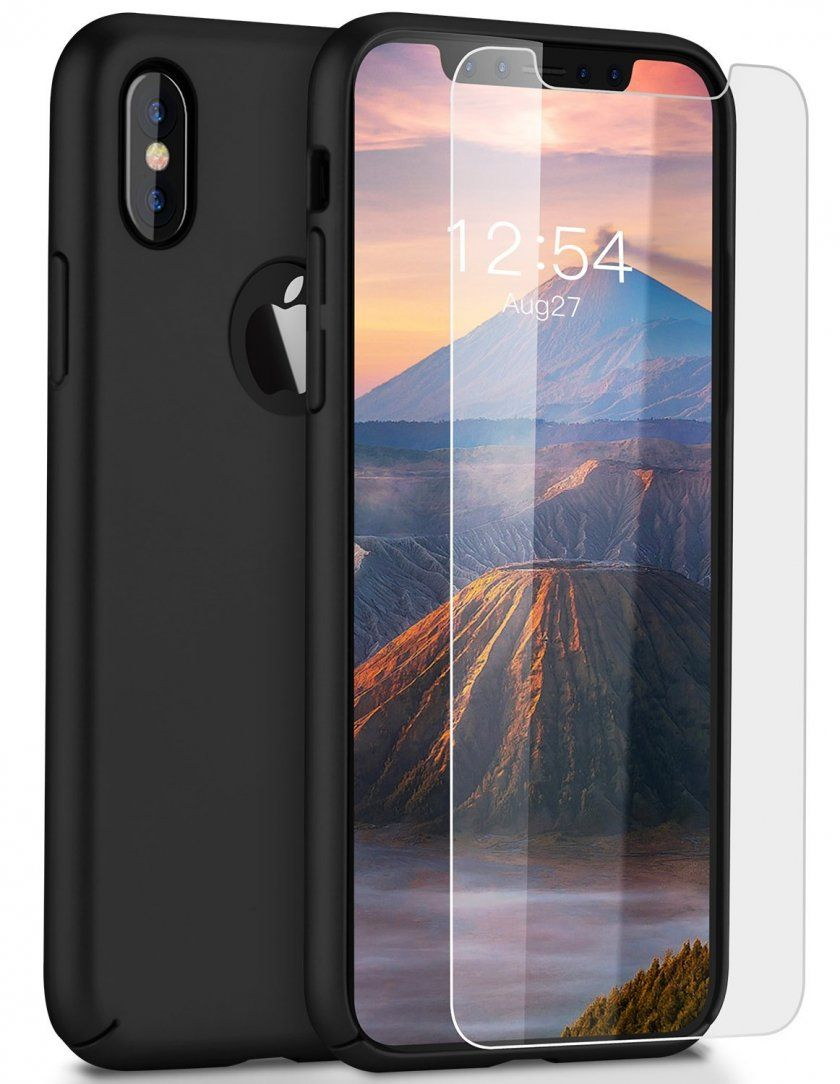 coque cristal iphone x spigen