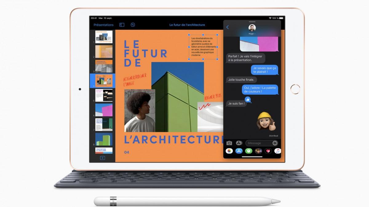 application de datation pour iPad