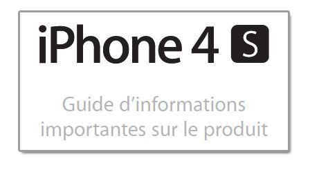 guide de l utilisateur iphone 4s ios 5 rh iphonesoft fr guide utilisateur iphone 4s Utilisateur Cher