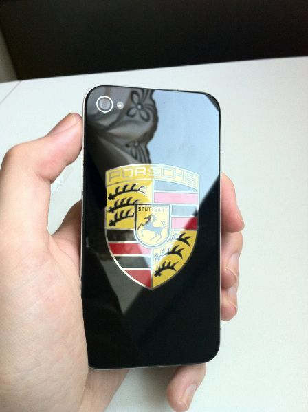 coque iphone 7 porsche design