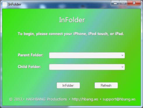 infolder_screen