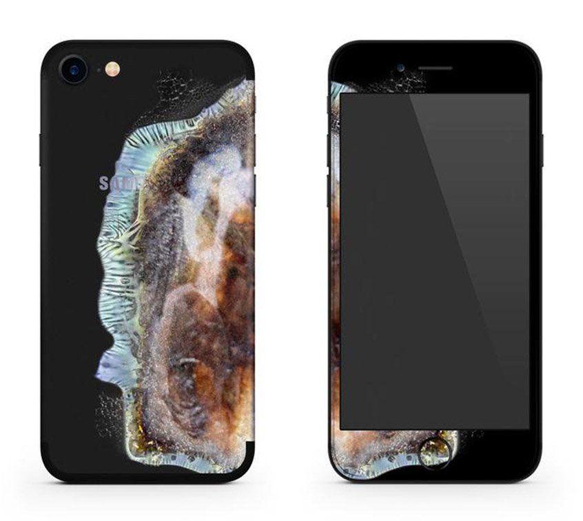 coque iphone 7 samsung