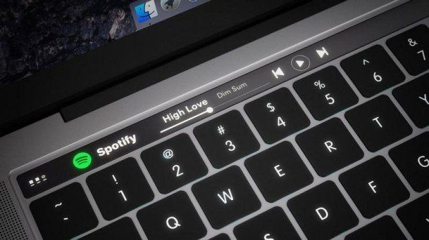 macbook clavier intelligent
