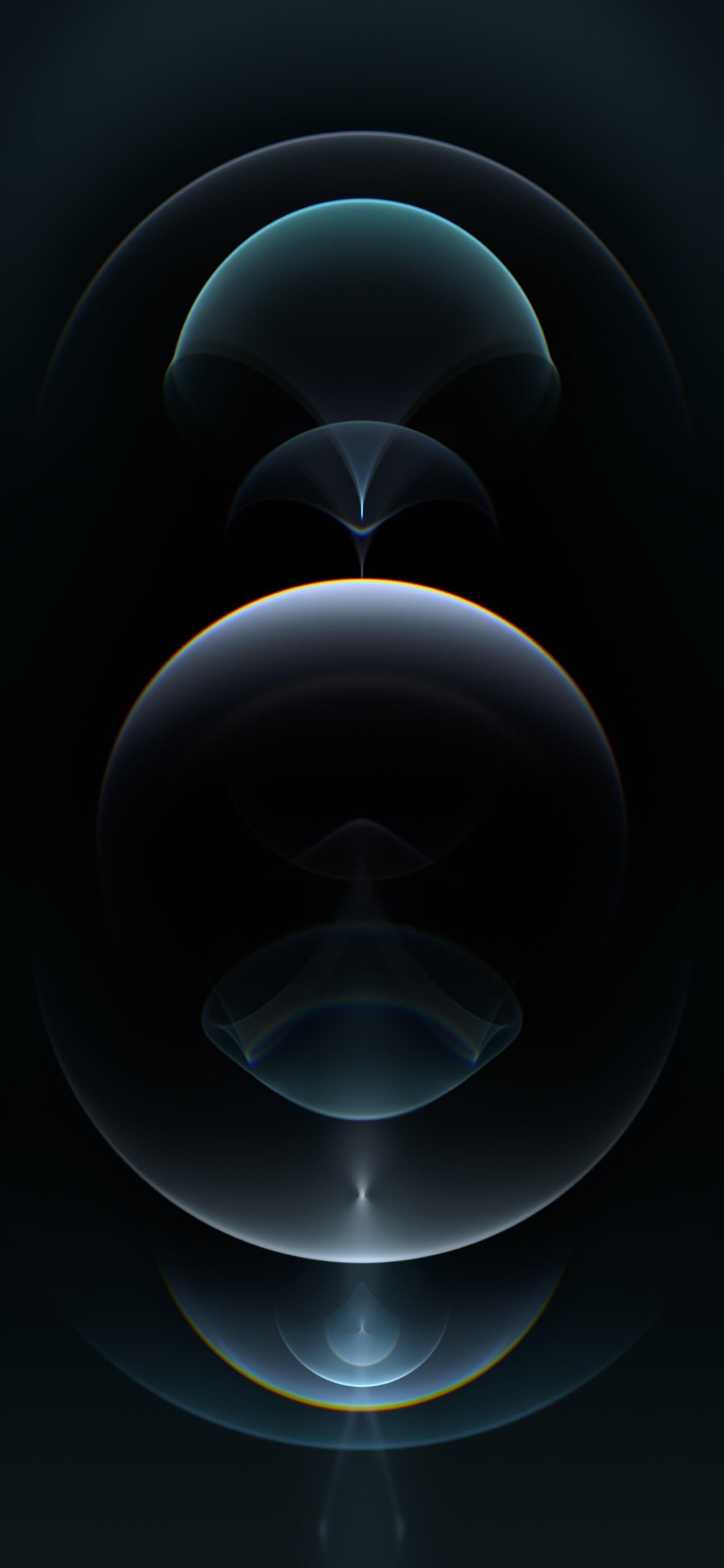 Les Fonds D Ecran Officiels Des Iphone 12 Pro D Apple Iphone Soft