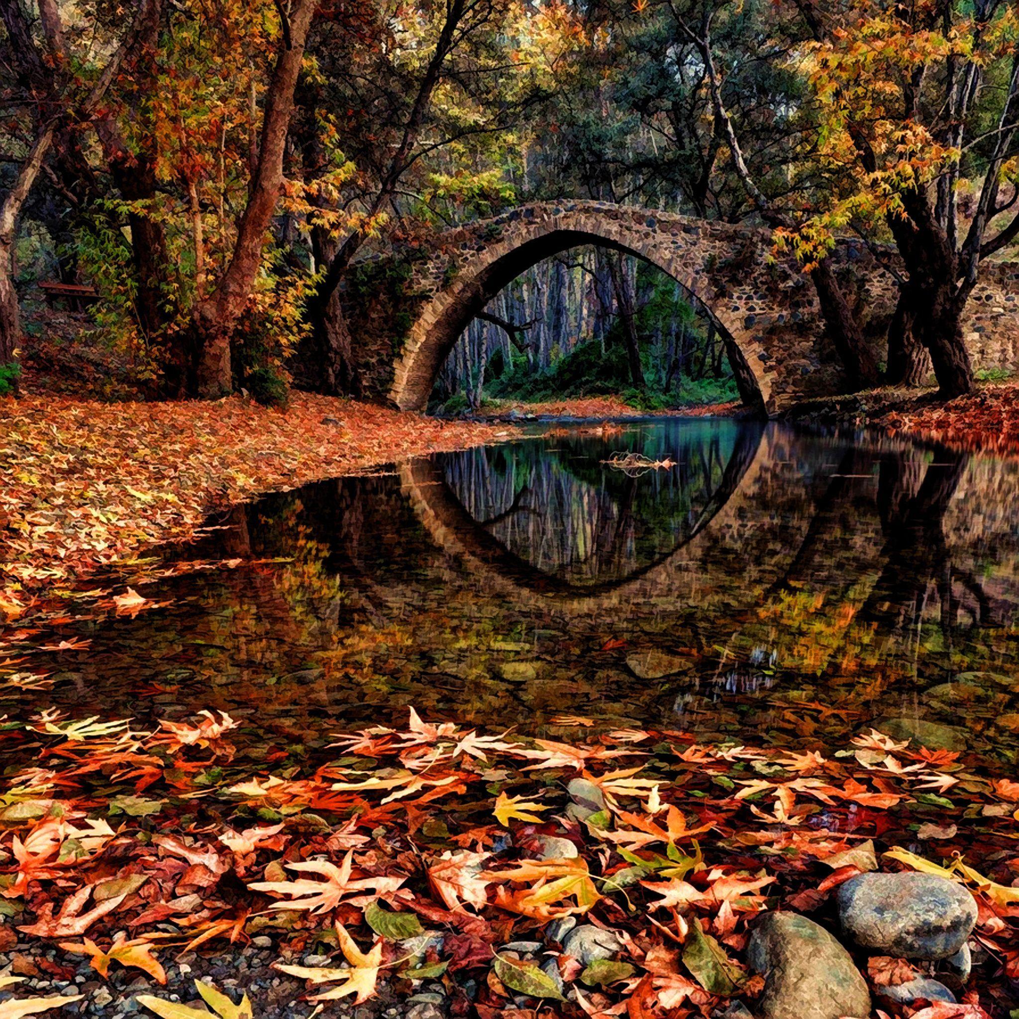 Fonds d'écran paysage pour iPad de novembre #1