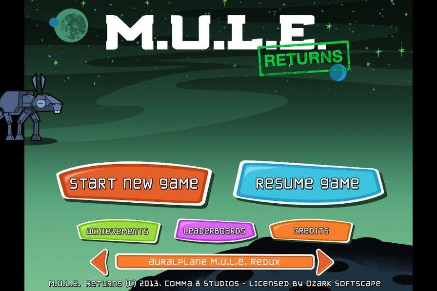 Test de MULE Returns pour iPhone et iPad Mule Returns