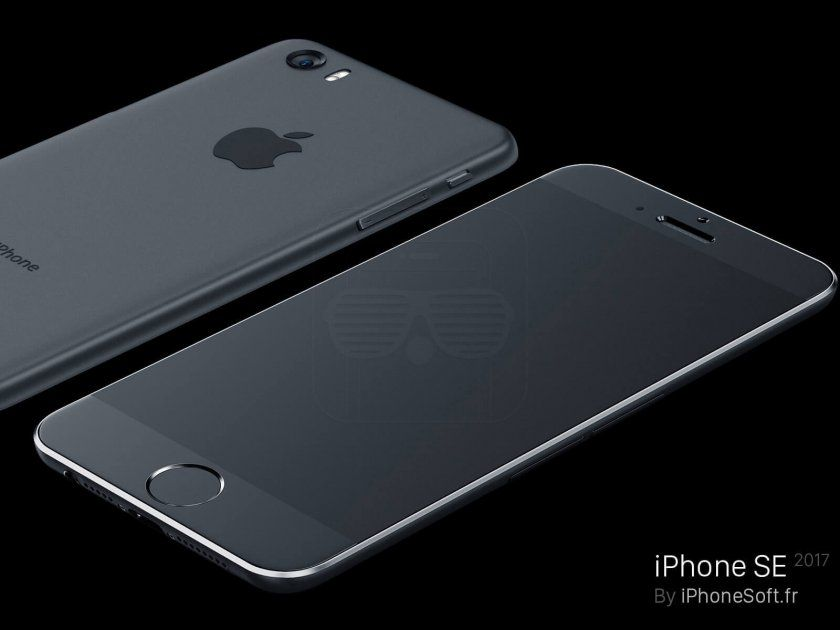 iphone se 2017 iphonesoft isoft concept 0