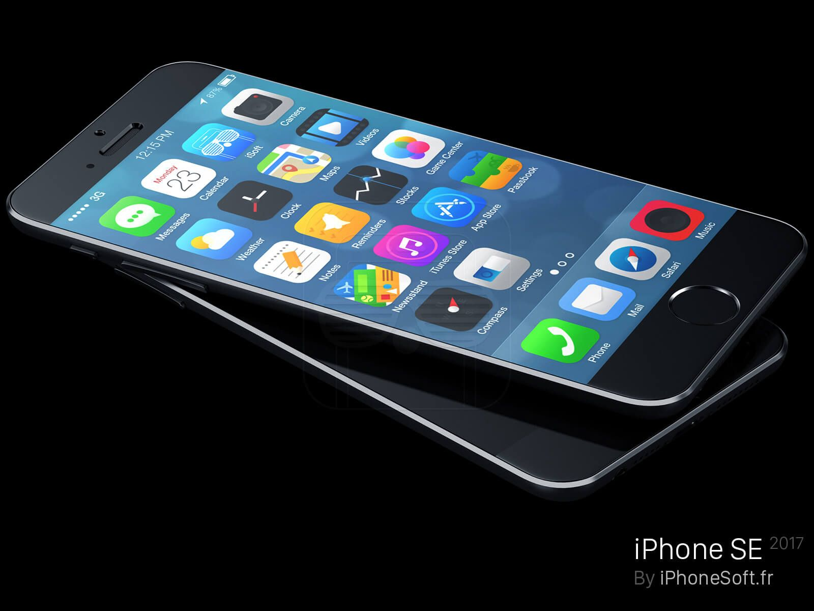 iphone se 2017 iphonesoft isoft concept 1