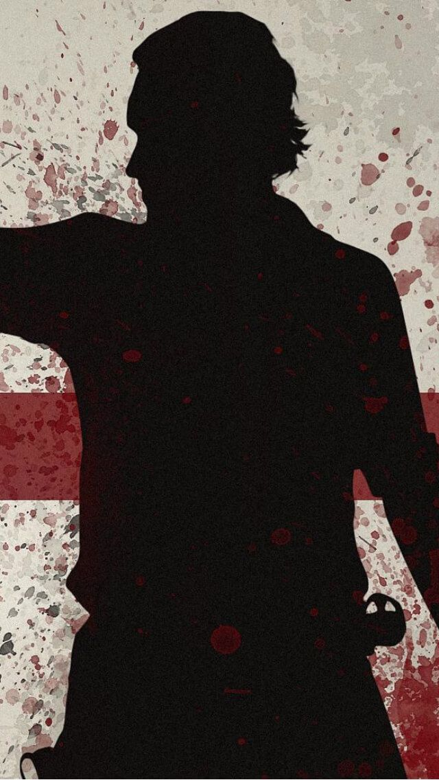 the walking dead wallpaper fond ecran iphone 7 plus 2