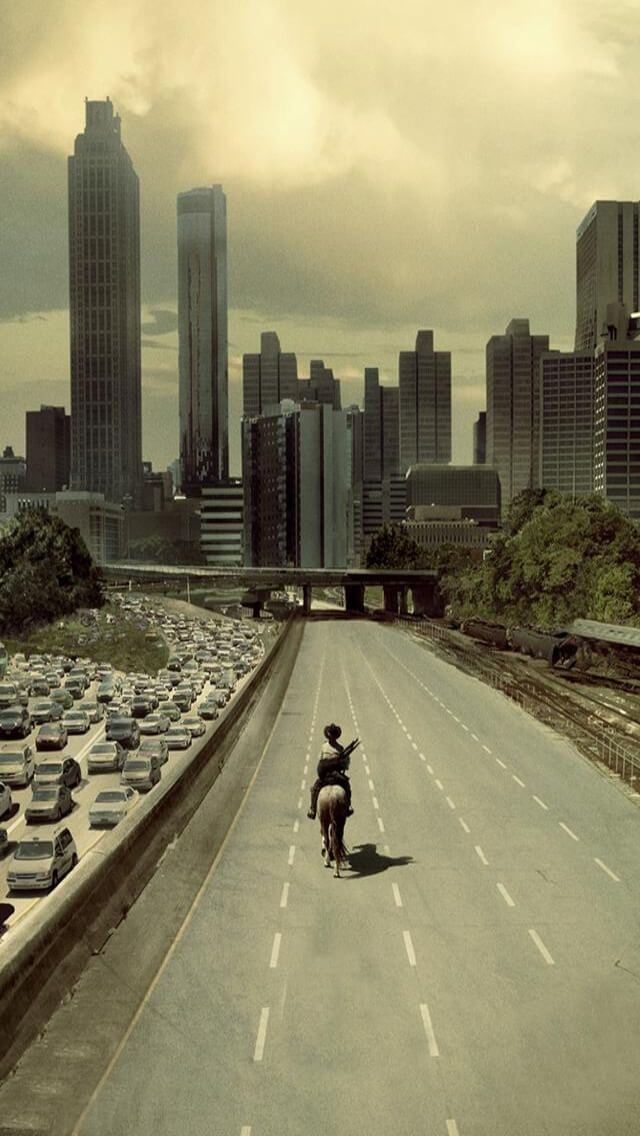 the walking dead wallpaper fond ecran iphone 7 plus 8