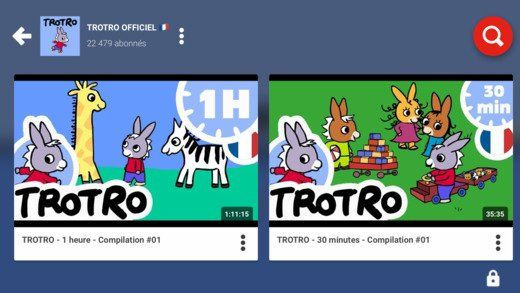 YouTube Kids : l'appli de Google adaptée aux enfants débarque en France !