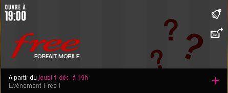 h 24 pour une vente priv e mobile chez free. Black Bedroom Furniture Sets. Home Design Ideas