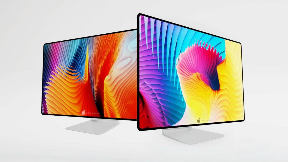 iMac 2021 : un magnifique concept du futur ordinateur ...