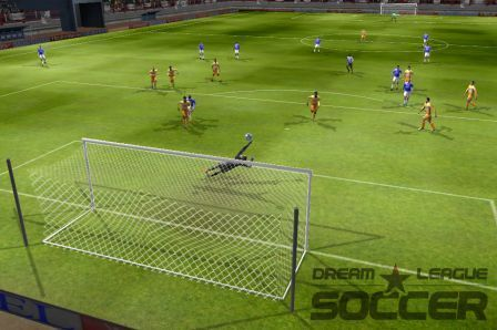 First Touch Soccer devient Dream League Soccer !