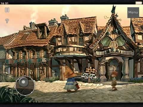 final fantasy ix screen