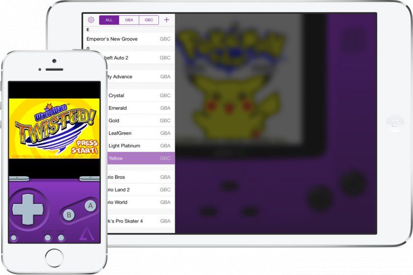 Installer des ROMS GBA4iOS, iNDS et NDS4iOS - iPhone Soft