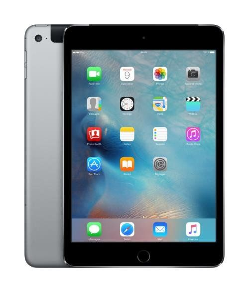 ipad mini 4 gris sideral