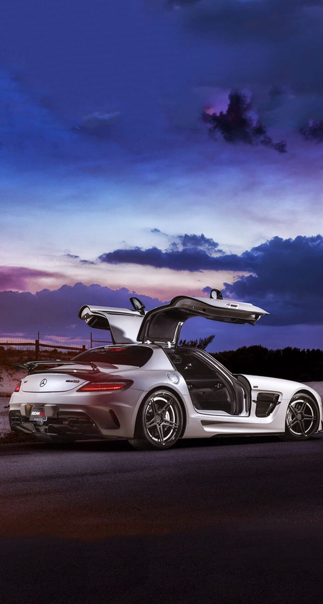 mercedes sls amg coupe black series iphone 7 plus hd wallpaper