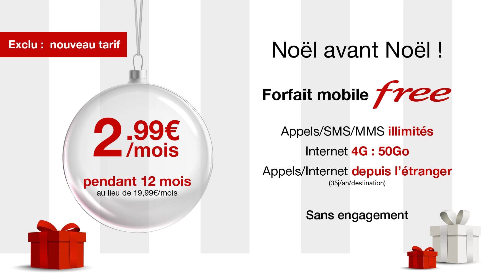 offre noel 2016 free mobile