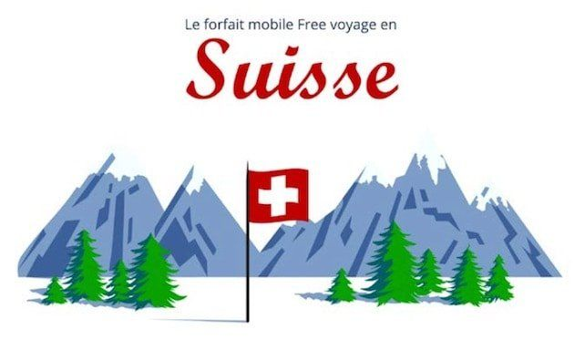 roaming free mobile offre 25 go aussi en suisse. Black Bedroom Furniture Sets. Home Design Ideas