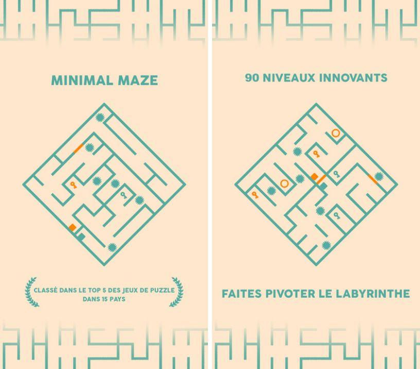 minimal-maze ipa ipad iphone