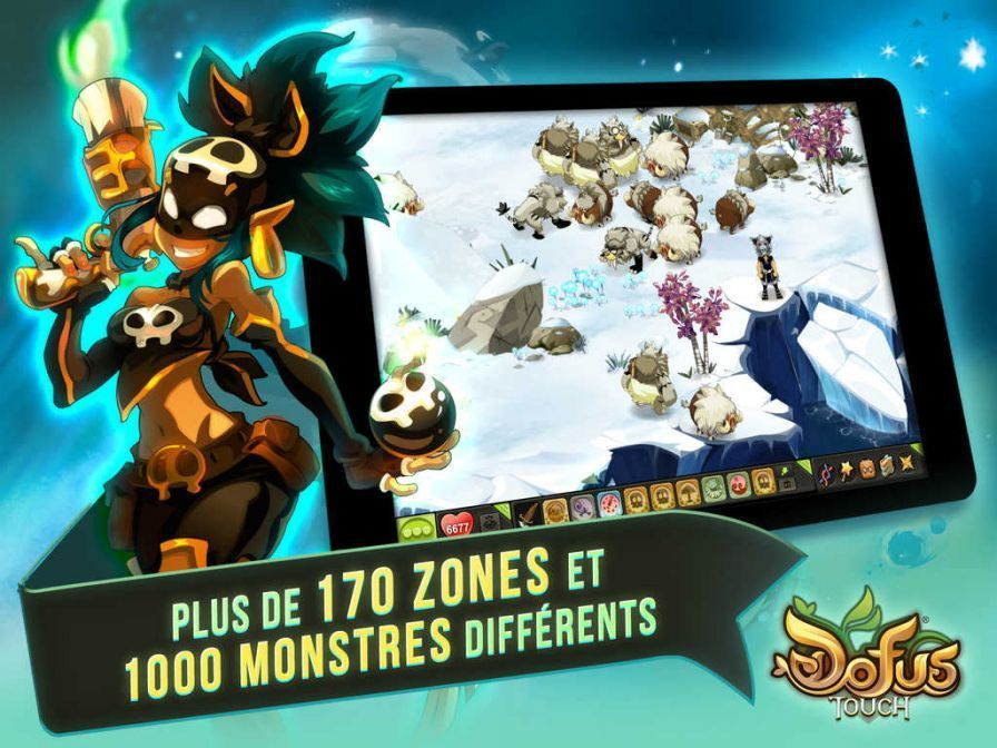 sorties jeux dofus touch colorcube guild of dungeoneering sand wars. Black Bedroom Furniture Sets. Home Design Ideas