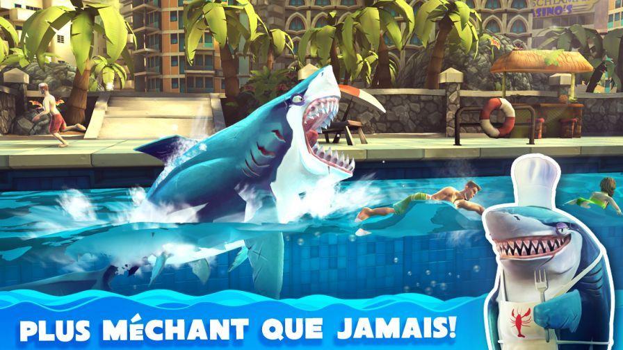 10 millions de téléchargements en 6 jours pour Hungry Shark World