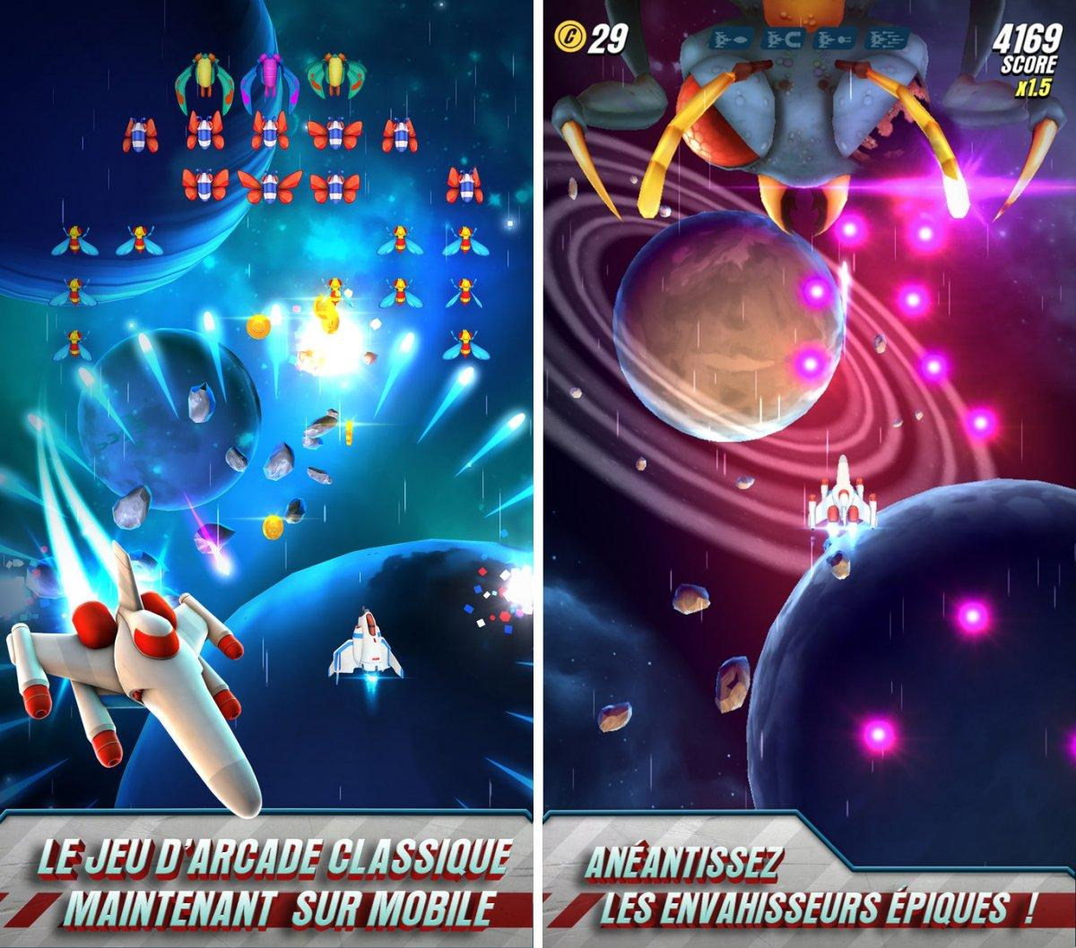 galaga-wars ipa ipad iphone