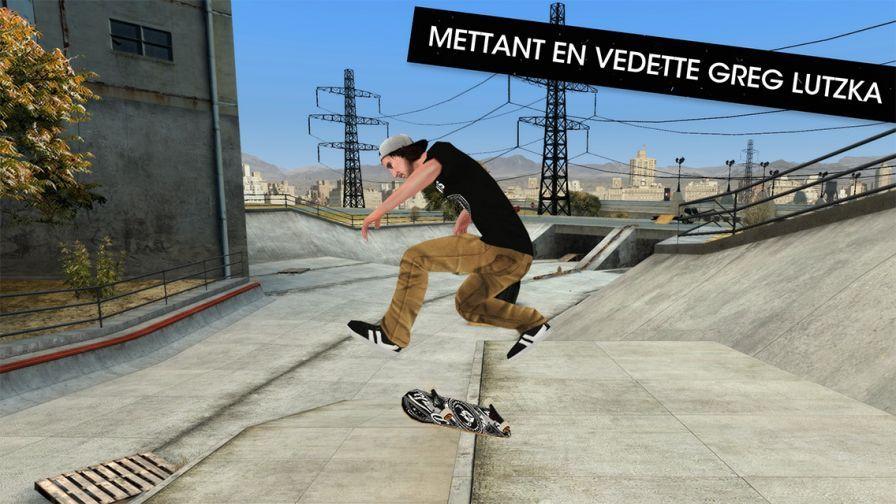 Skateboard Party 3 est de sortie sur iOS grâce à Greg Lutzka