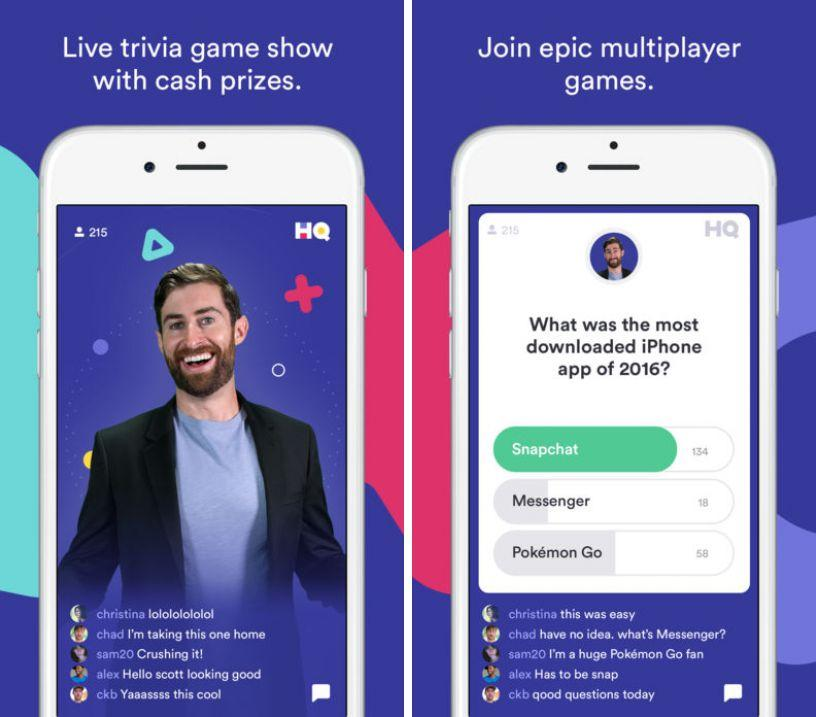 silverado live trivia game show Hq - live trivia game show for iphone, free and safe download hq - live trivia game show latest version: test your wits with hq - live trivia hq - live trivia is an app that allows you to.