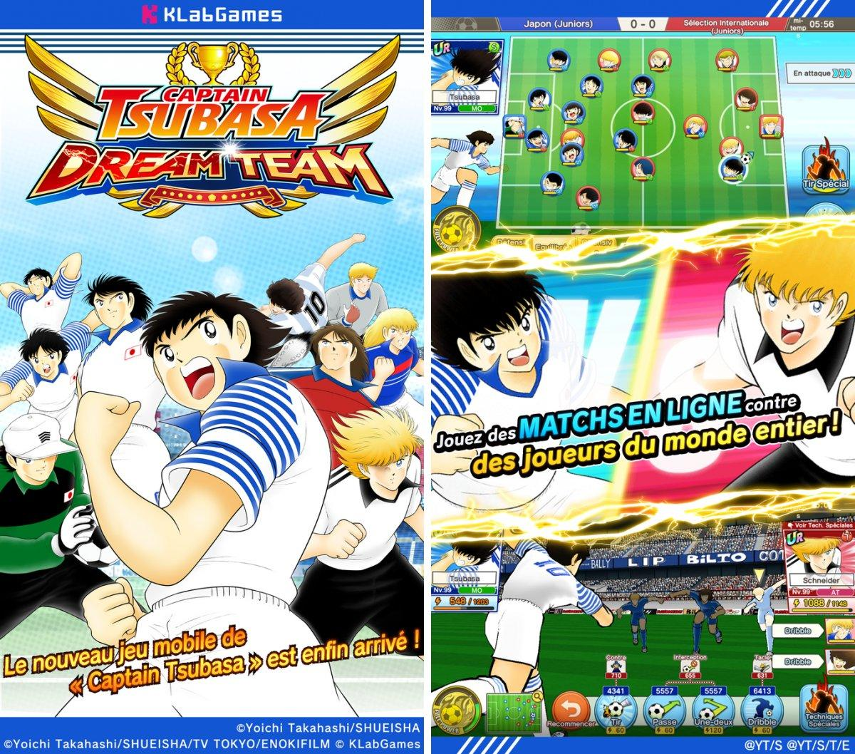captain-tsubasa-dream-team ipa ipad iphone
