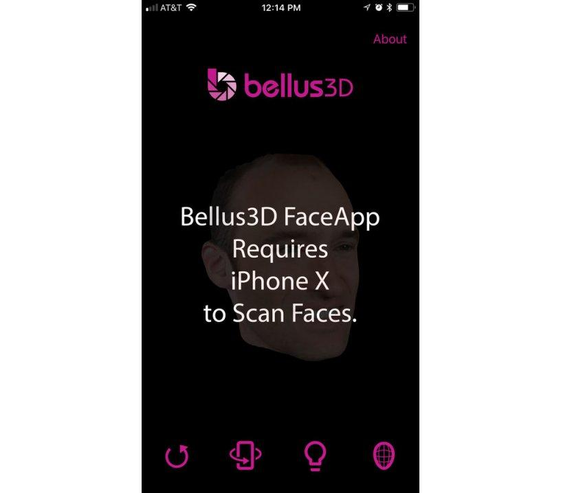 bellus3d-faceapp ipa iphone