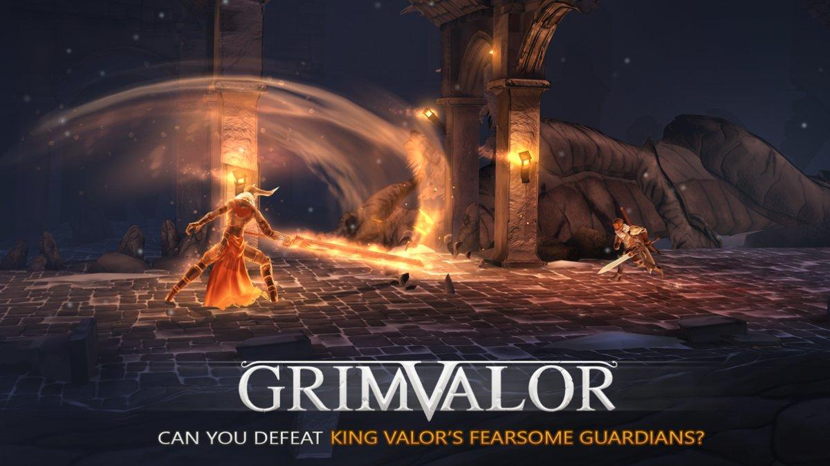 grimvalor ipa ipad iphone