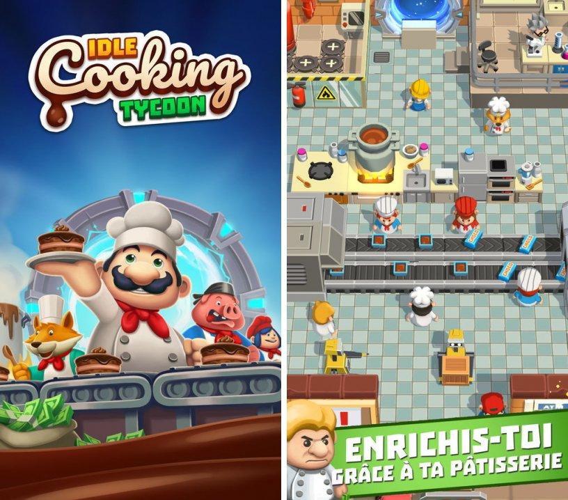 idle-cooking-tycoon-tap-chef ipa ipad iphone