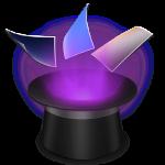 Imagini de fundal dinamice Icon IPA MAC