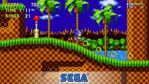 sonic-the-hedgehog ipa ipad iphone