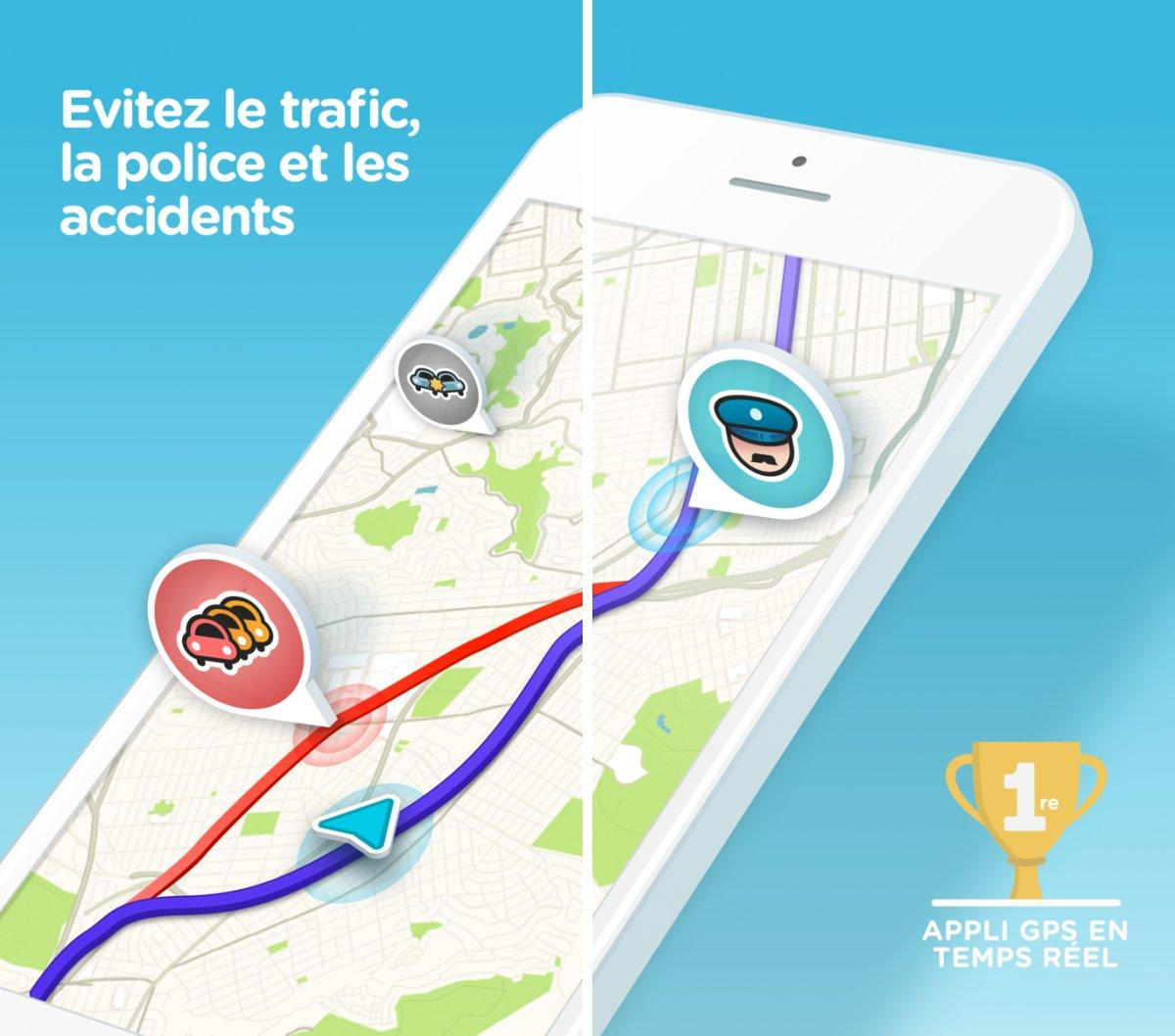 navigation-waze-trafic-live ipa ipad iphone
