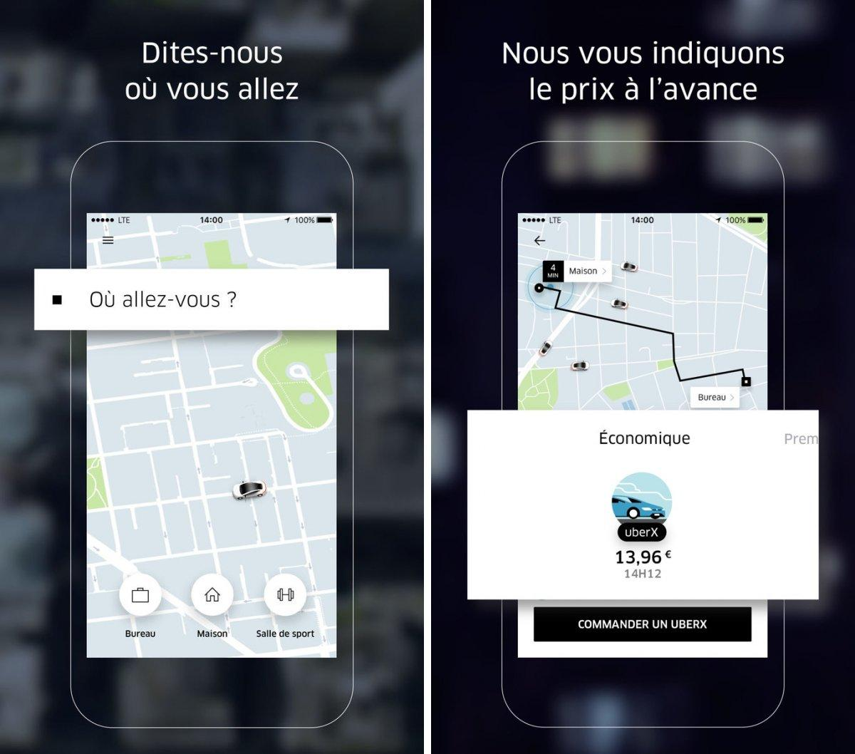 uber ipa ipad iphone