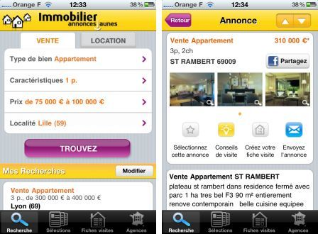 Immobilier for Immobilier neuf achat