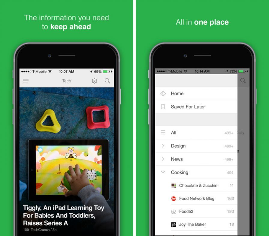 feedly-your-work-newsfeed ipa iphone ipad
