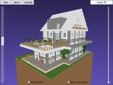 Ipad bons plans app store du 25 avril 2013 for Minecraft 3d blueprint maker