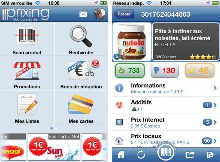Dossier les applications pour faire ses courses 3 for Comparateur de prix pour hotel