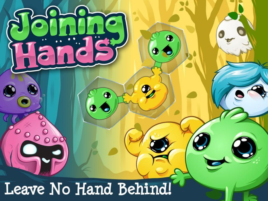 joining-hands-ipad