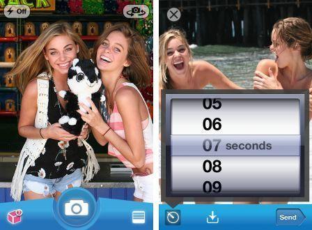 comment faire 30 seconde sur snap