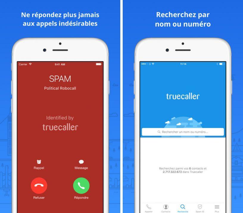 POUR TÉLÉCHARGER GRATUITEMENT TRUECALLER IPHONE