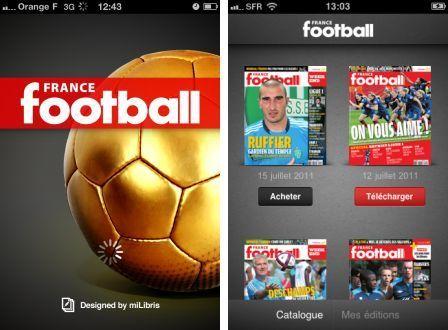 abonnement france football